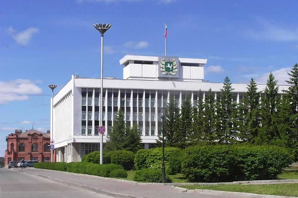 Народные избранники облдумы назначат дату выборов губернатора Томской области