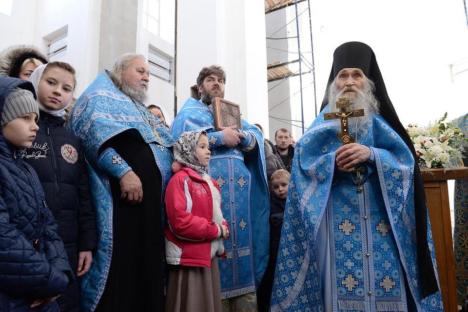 ВОрловской области откроется большой Православный комплекс