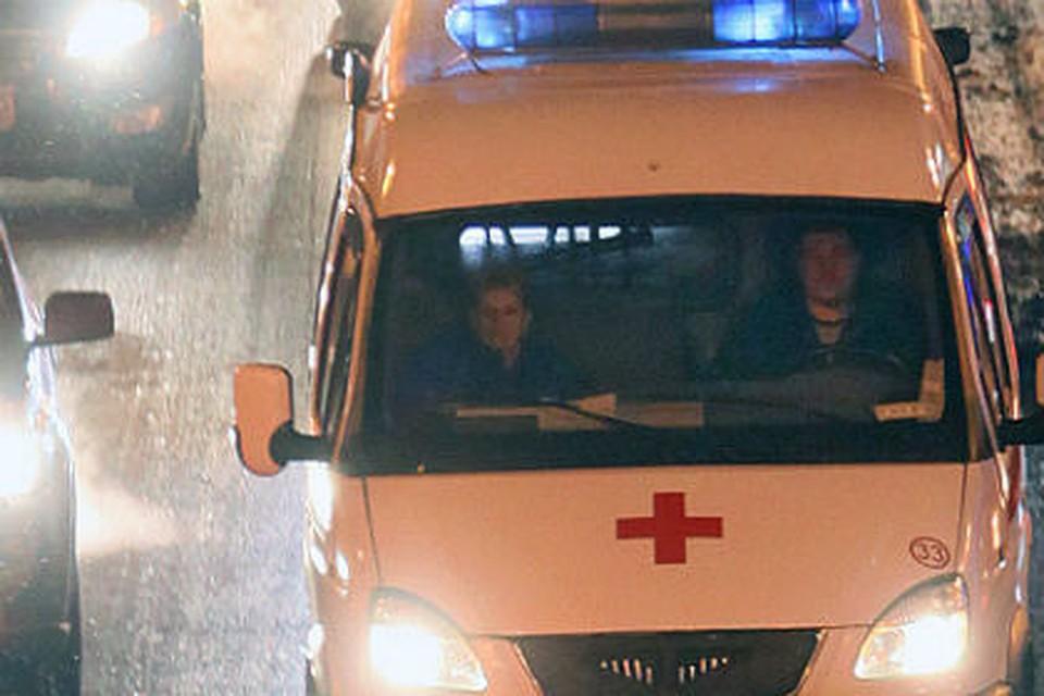 ВОмске китайский автобус «Грейт Вол» сбил 9-летнего ребенка