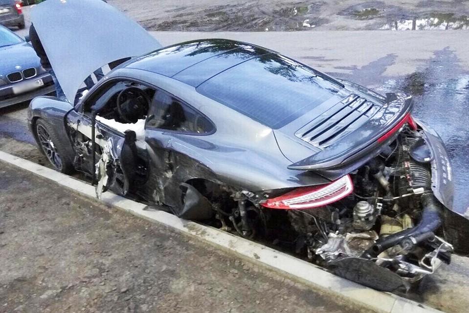 Озвучены характеристики Порше 911 самой экстримальной версии