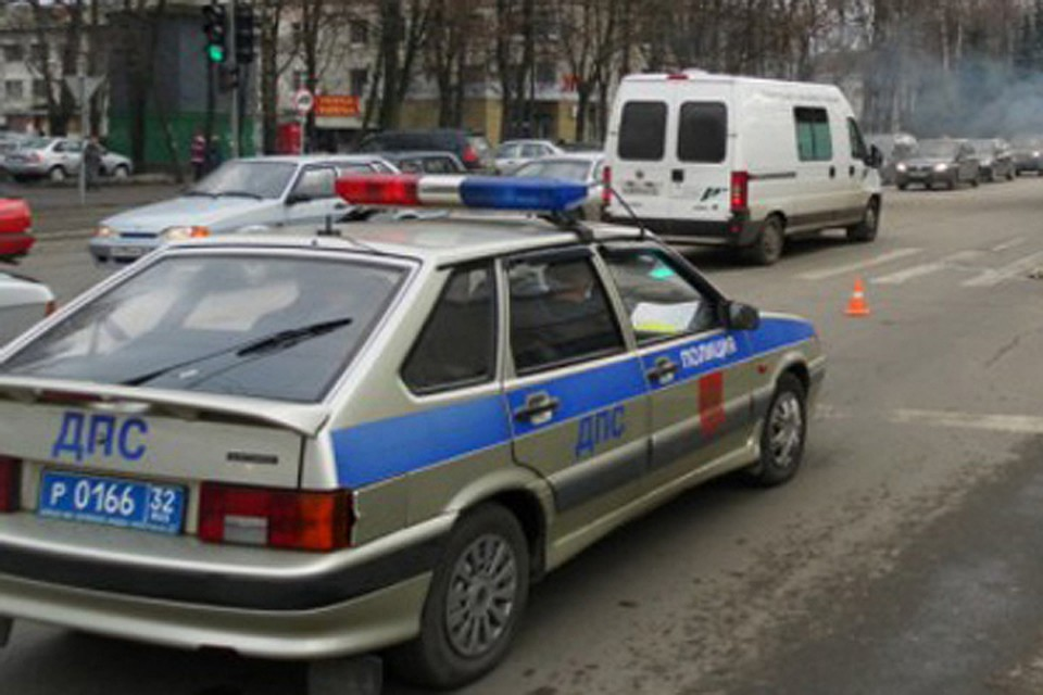 Набрянской трассе пешеход умер под колесами КамАЗа