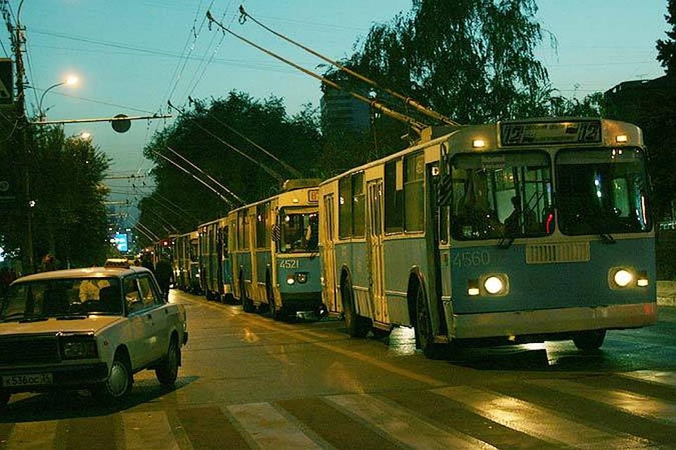 ВДень Российской Федерации  трамваи итроллейбусы вВолгограде будут ездить дополуночи