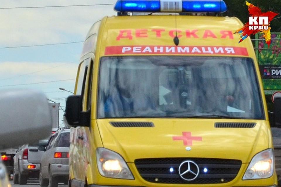 ВБрянске шофёр убежал после ДТП, бросив ребенка сосломанным плечом