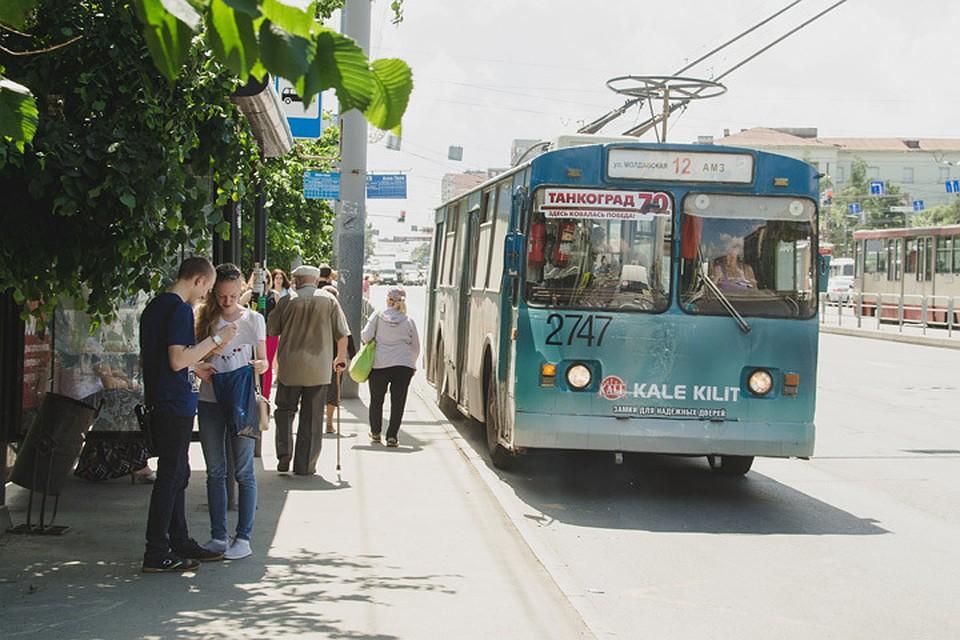 ВЧелябинске отменили два трамвайных маршрута изакрыли движение на 2-х дорогах