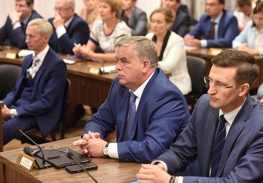 Владимир Фомин назначен напост советника главы города Казани