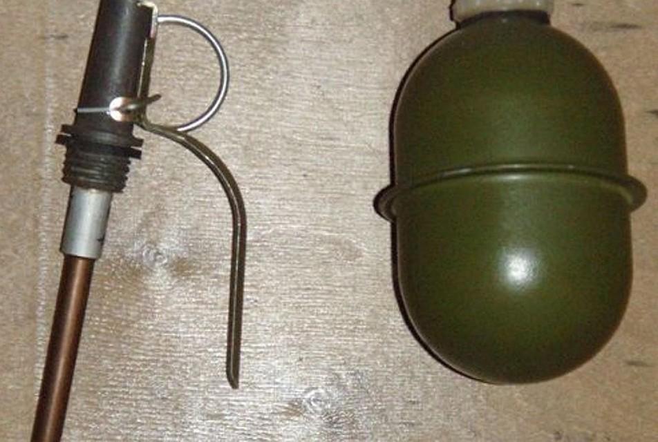 ВДагестане водвор дома экс-главы РОВД бросили три гранаты