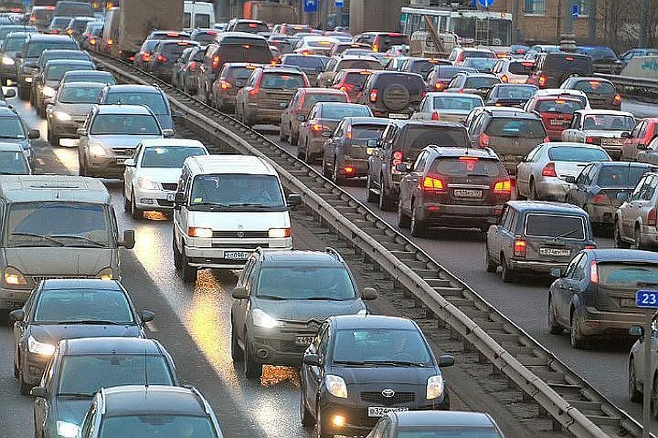 Производство легковых авто вПетербурге вянваре-мае выросло на37%