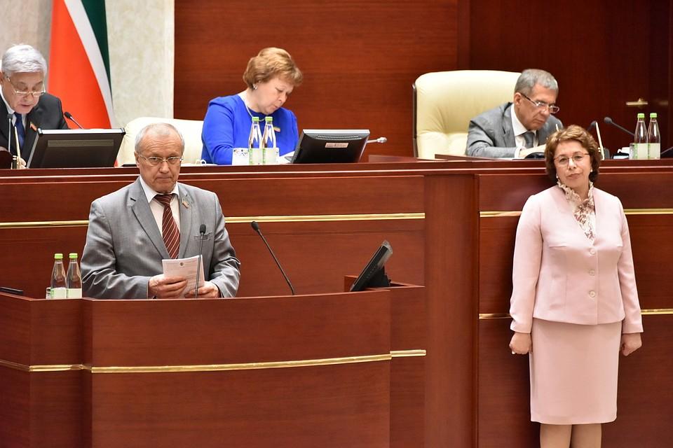 ГоссоветРТ утвердил 2-х новых судей Конституционного суда Татарстана