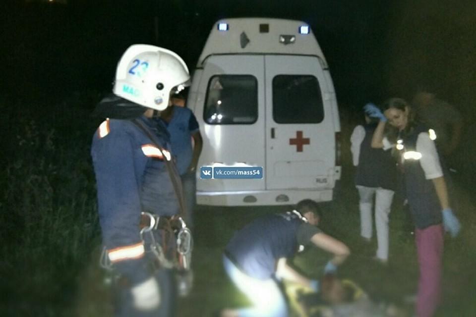 ВНовосибирске ночью умер шофёр «Лады»