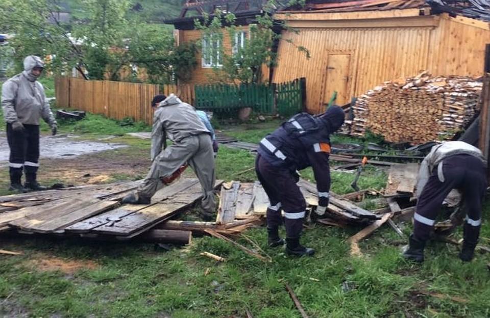 Cотрудники экстренных служб предупредили о стремительном ухудшении погоды вСвердловской области