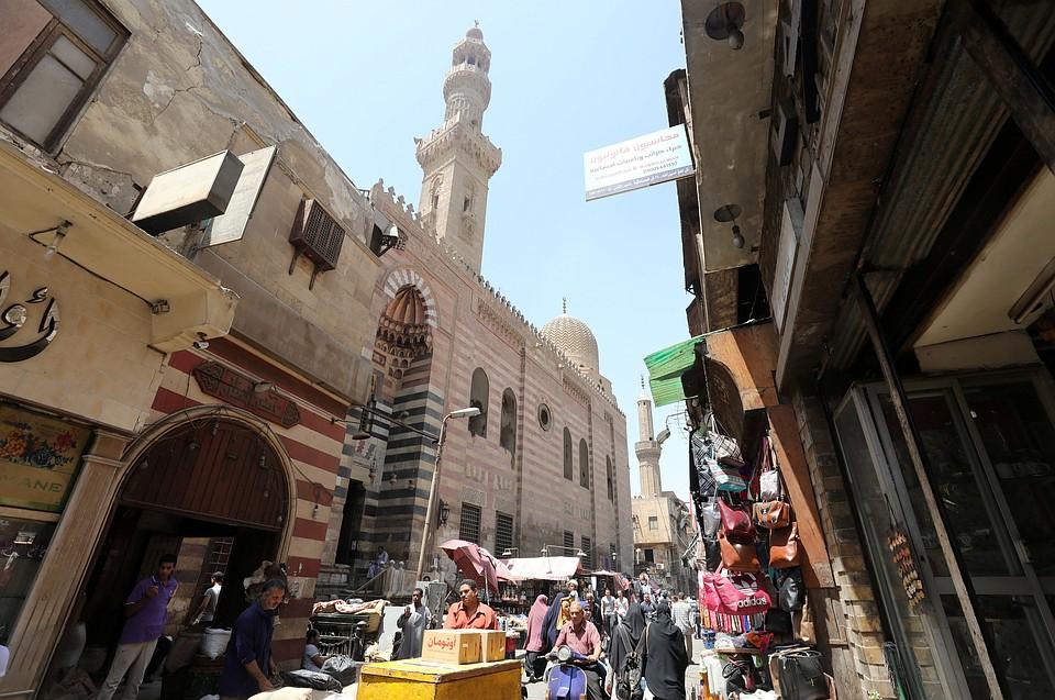 Власти Египта хотят привлечь больше туристов