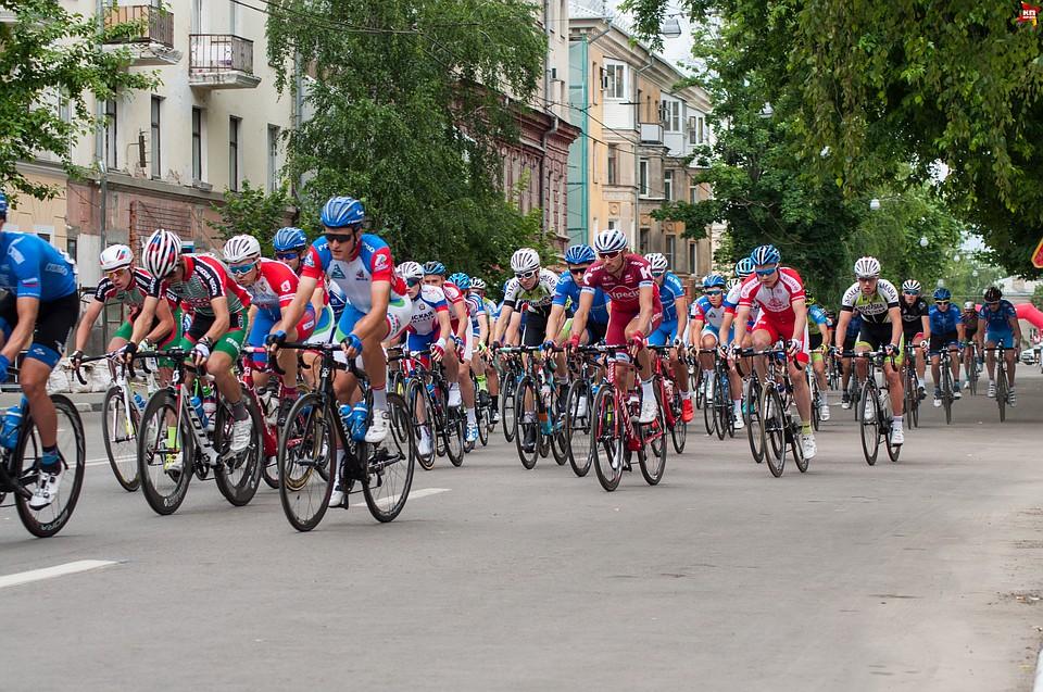 Яковенко выиграла групповую гонку начемпионате РФ