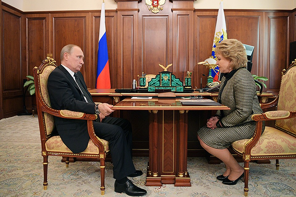 Матвиенко напомнила озакрытии практически трети банков Российской Федерации