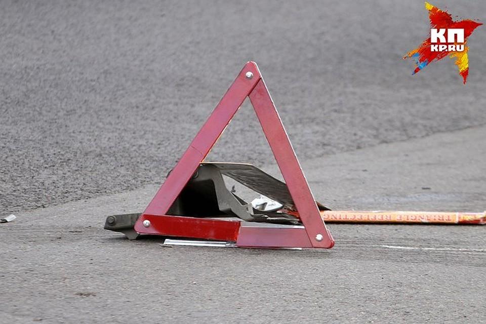 Шофёр вБрянске избил сбитого импешехода