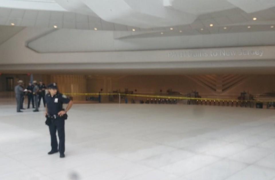 Станция метро вНью-Йорке закрыта из-за угрозы взрыва