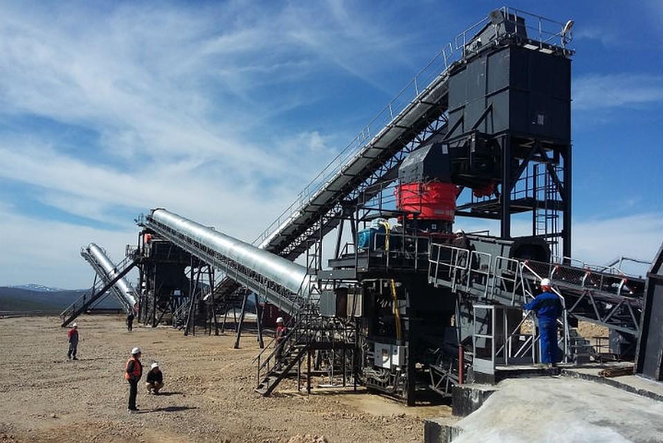 Золотые запасы РФ: на«Светлом» запускается новая добывающая фабрика