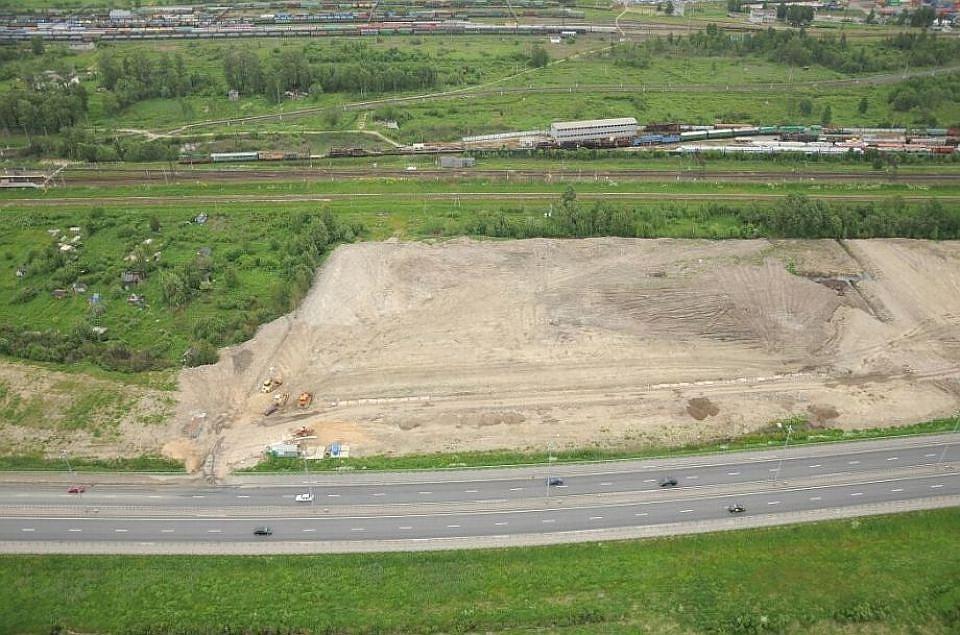Организатора свалки размером с12 футбольных полей оштрафовали на1 млн руб.