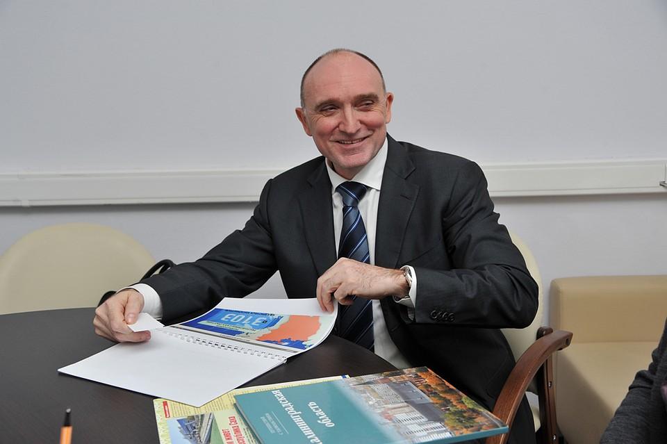 Дубровский обошел Рашникова иЮревича в областном рейтинге популярности