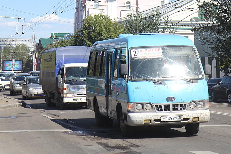 5 новых маршрутов городского автомобильного транспорта планируется запустить вИркутске в 2017-ом