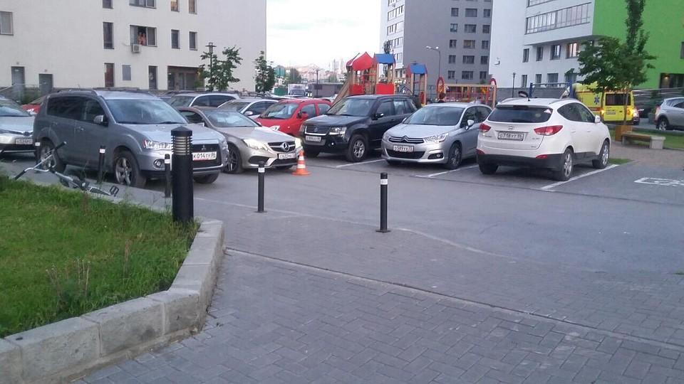 В Тюмени иномарка насмерть сбила пешехода