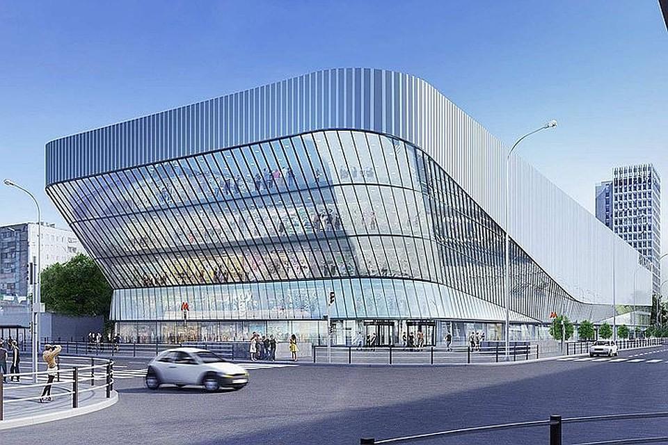 Реконструкция Щелковского автовокзала в столице закончится кначалу 2019