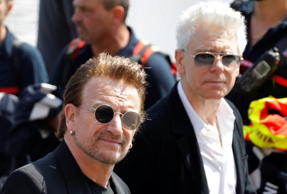U2 попросили суд отвергнуть иск против группы пообвинению вплагиате