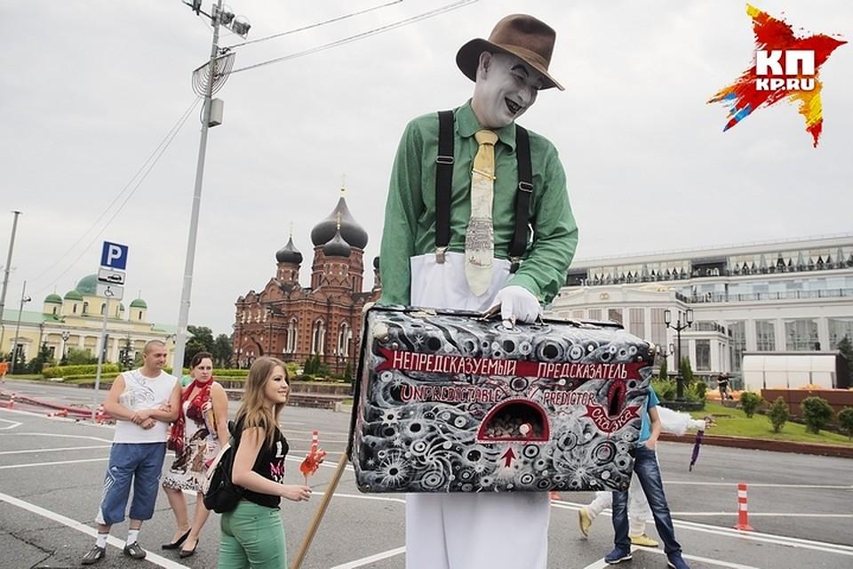 «Театральный дворик» приглашает туляков на торжественное шествие