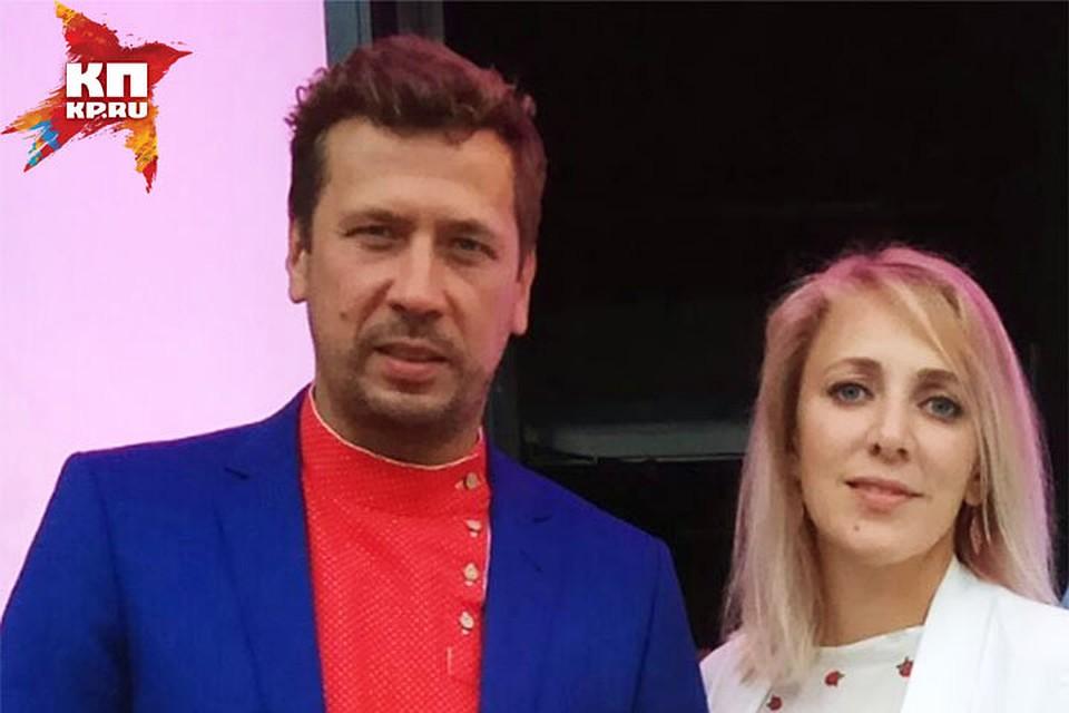 Солонченко провела экскурсию поКремлю для артиста Михаила Пореченкова