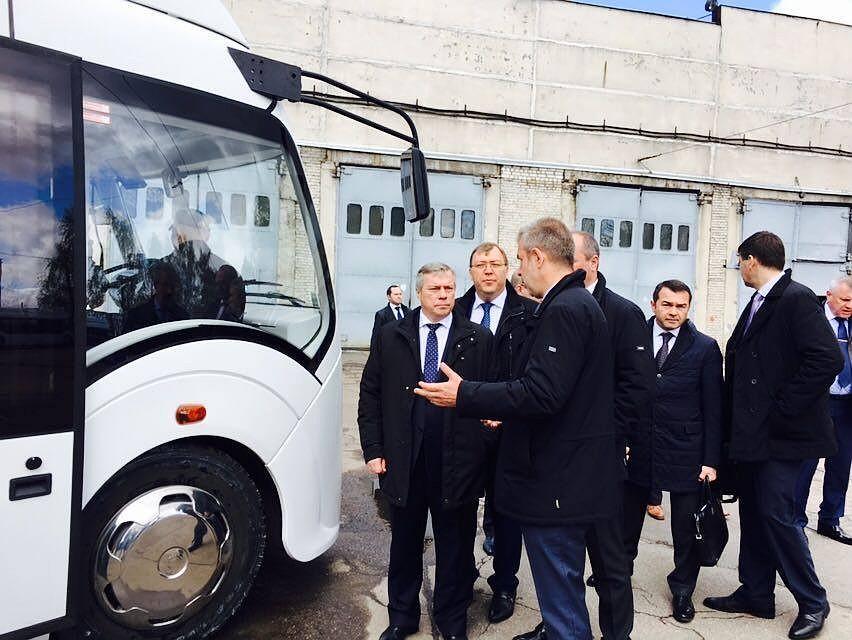 Новые троллейбусы в ростове на дону 2018