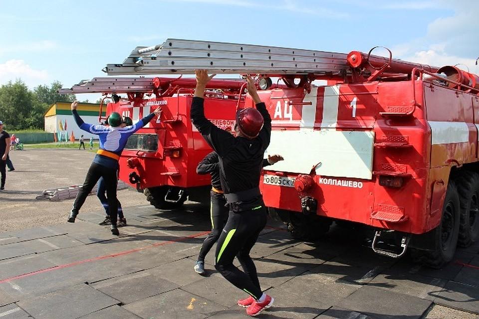 Свердловчанка Алина Мелосердова установила рекорд РФ начемпионате МЧС