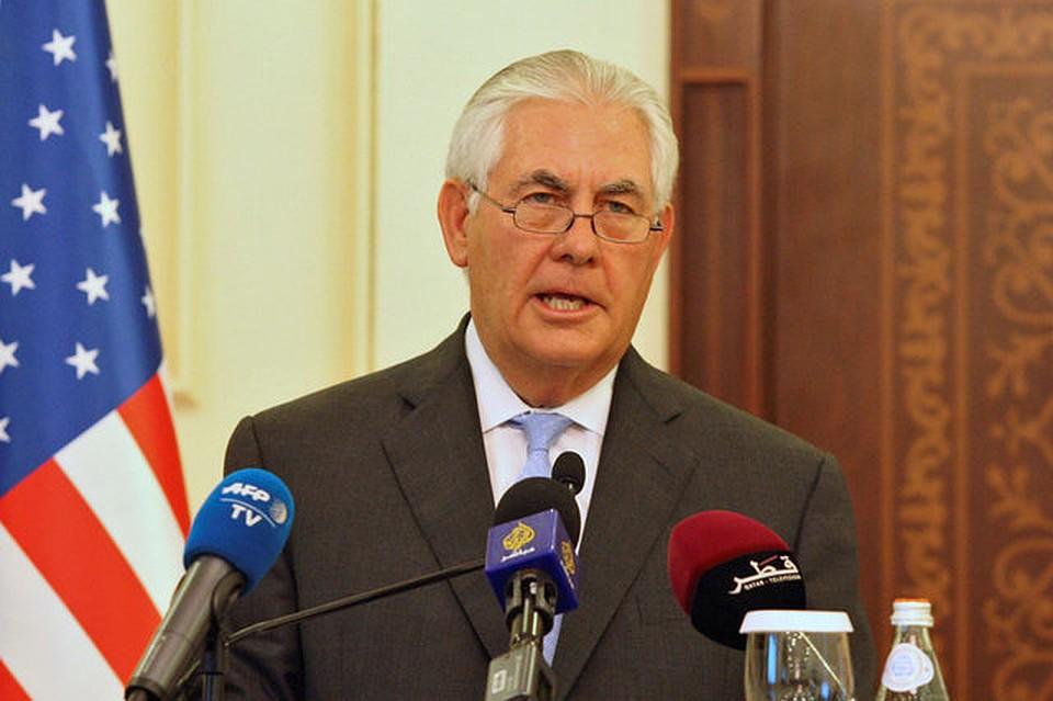 ВСША сообщили , что санкции вотношении РФ  это воля народа