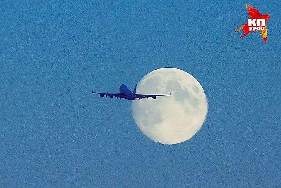 ВЕкатеринбурге совершил вынужденную посадку самолет «Аэрофлота»