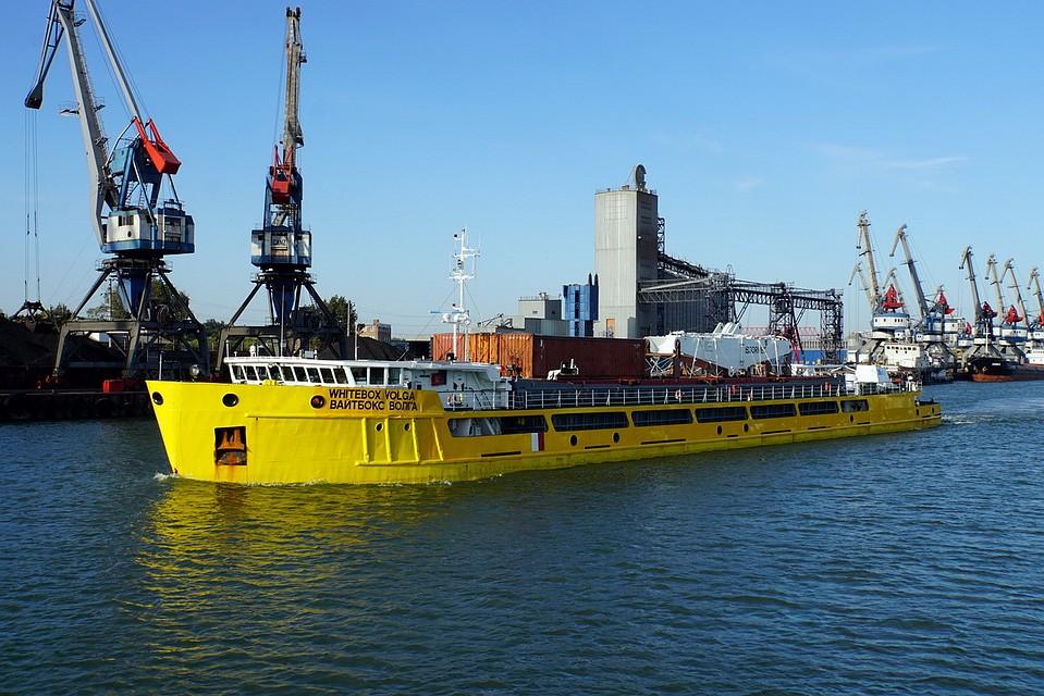 Пятый канал: Семеро граждан России бастуют наборту корабля втурецком порту Тузла