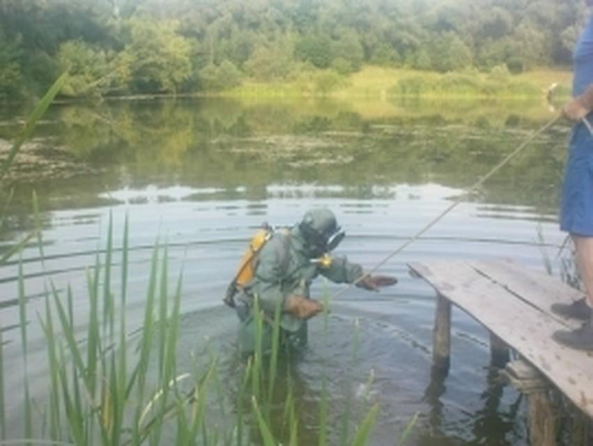 ВЛивенском районе потонул 10-летний ребенок