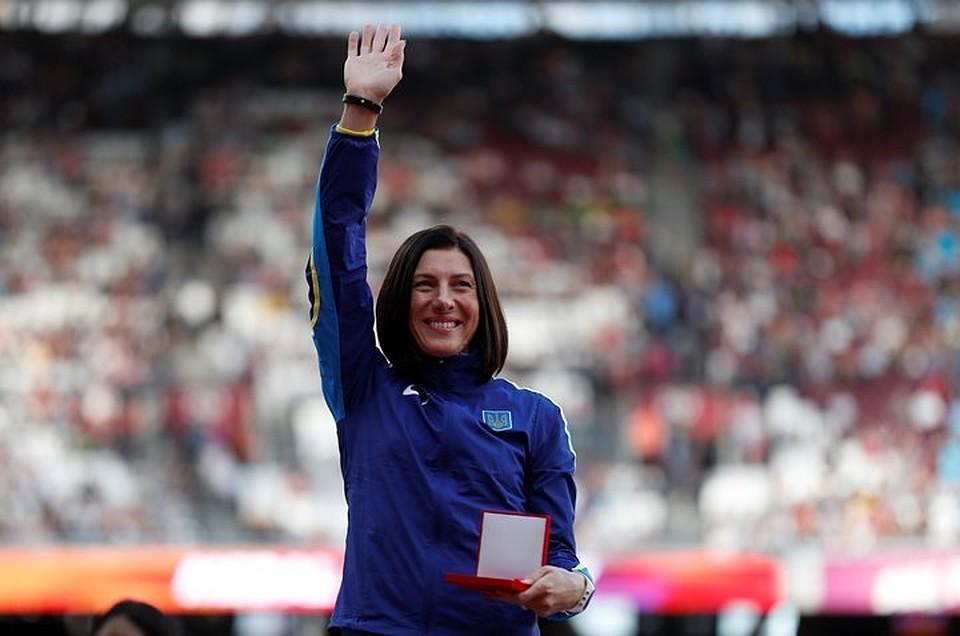 Медаль русской легкоатлетки Соболевой сЧМ-2007 передали украинской спортсменке Лищинской