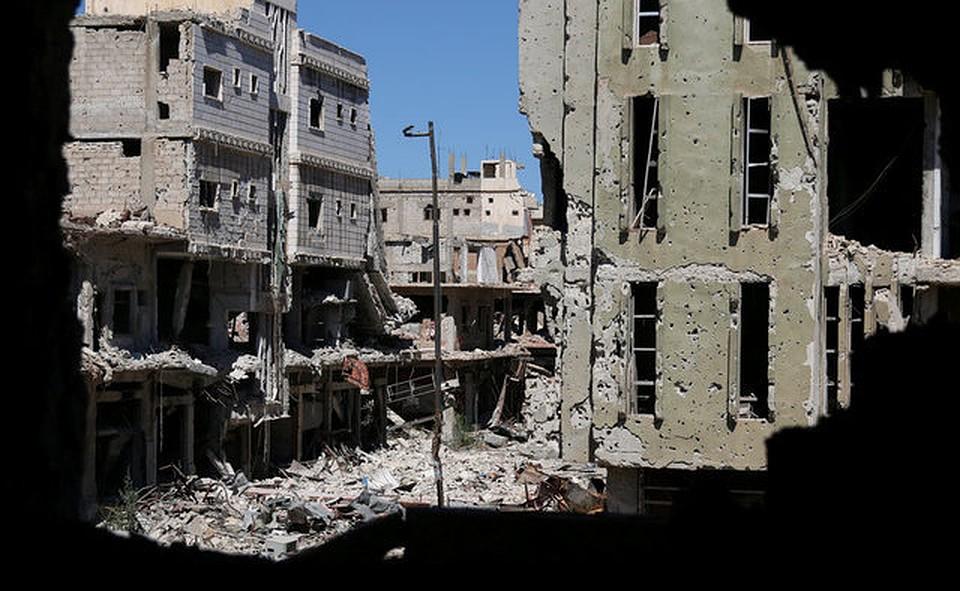 МИД Сирии назвал удары коалиции поРакке жестким несоблюдением интернационального права