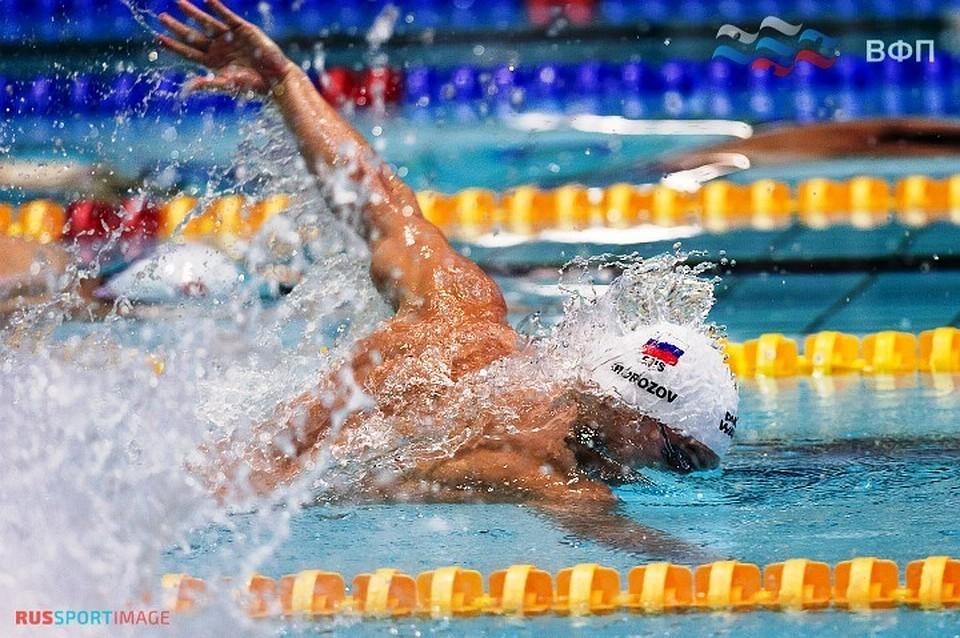 Экс-волгоградец Владимир Морозов установил новый рекорд РФ поплаванию