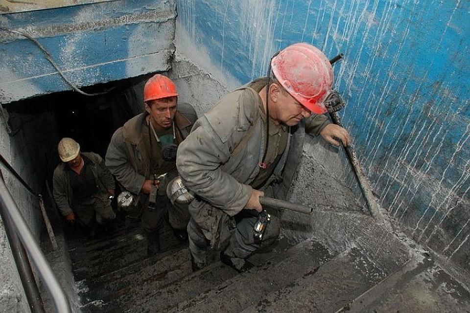 Шахта «Заречная» остановила добычу из-за превышения содержания окиси углерода