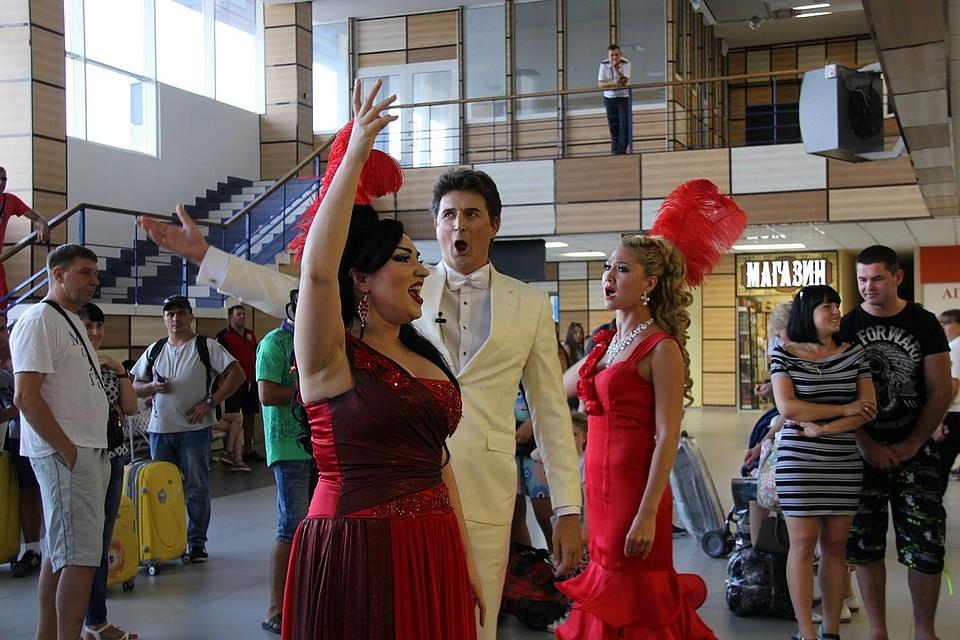 ВСевастополе пройдет международный музыкальный фестиваль «Опера вХерсонесе»