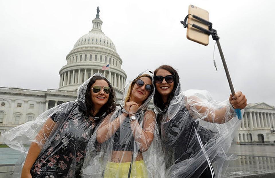 Количество отдыхающих резко упало с 2009-ого года  — США теряет туристов