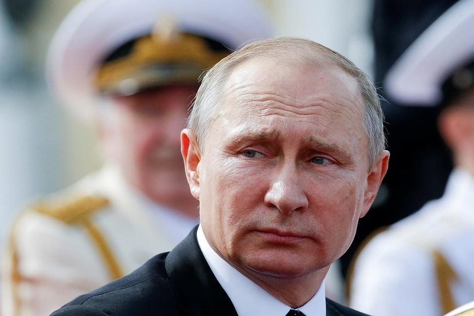 Путин поручит проверить работу собращениями обманутых дольщиков
