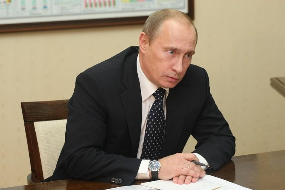 Путин поручил закончить строительство объездной дороги вокруг Калининграда