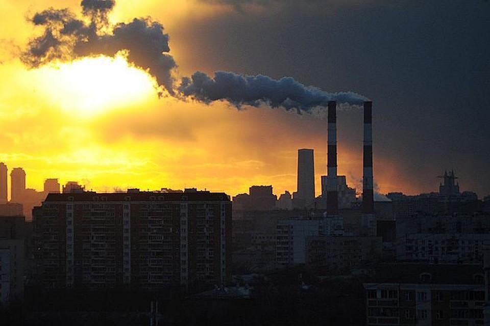 В столице России ночью было обозначено пятикратное превышение уровня сероводорода