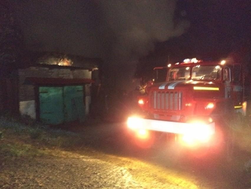 В личном доме наУрале впожаре погибли три спящих человека
