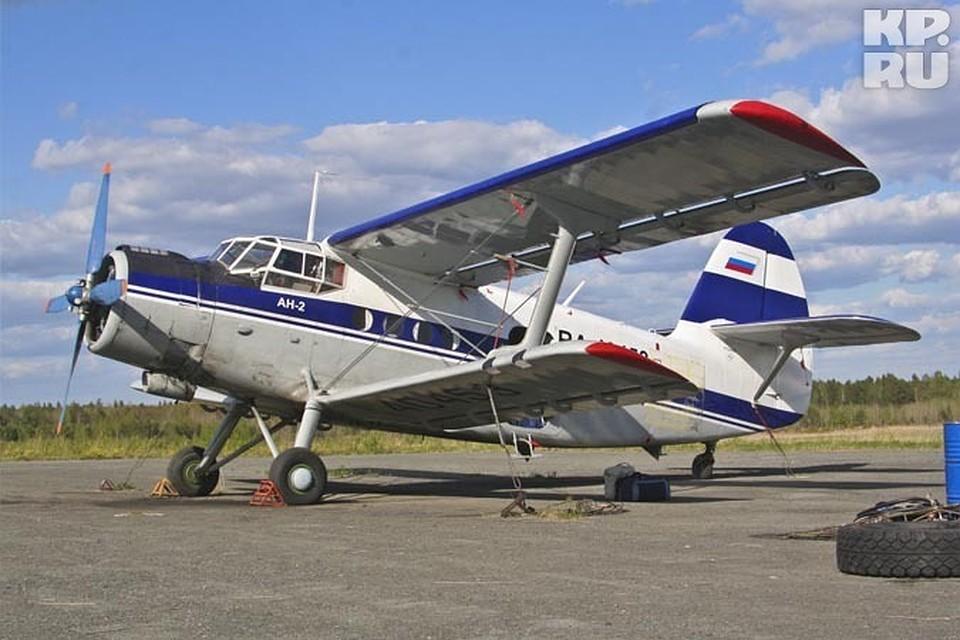 ВКрасноярском крае два человека пострадали при жесткой посадке самолета Ан-2