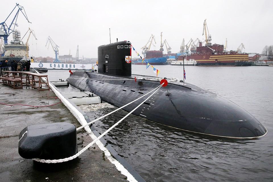 Две самые новые дизельные подлодки войдут всостав ВМФ вСредиземном море