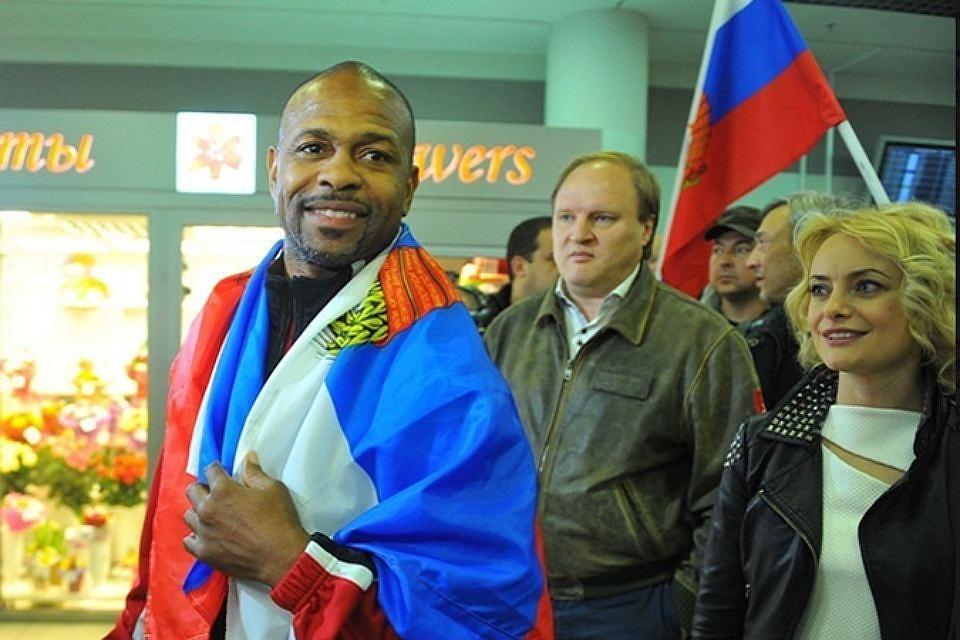 Рой Джонс приедет вЧелябинск наДень города