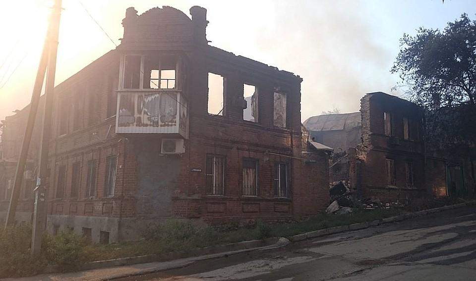 Новое уголовное дело возбудили после ростовского пожара— Мир 24