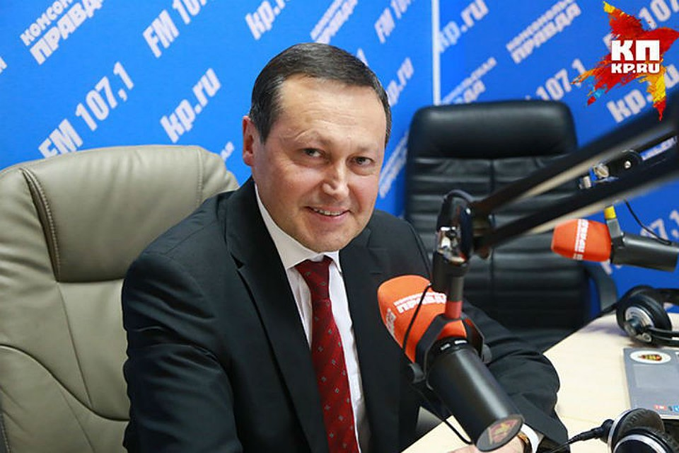 Эдхам Акбулатов выдвинет свою кандидатуру напредстоящих выборах главы города