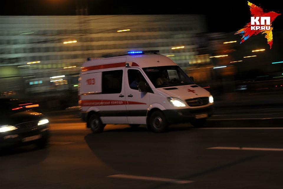 ВОмской области молодая автолюбительница на«Мазде» насмерть сбила 2-х пешеходов